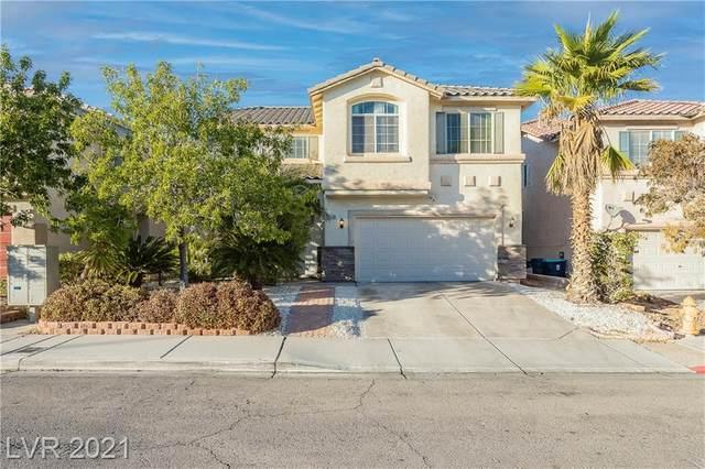 9548 Diablo Drive, Las Vegas, NV 89148 (MLS #2262323) :: Kypreos Team