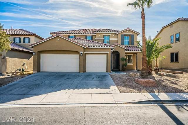 913 Cascade Light Avenue, North Las Vegas, NV 89031 (MLS #2262325) :: The Lindstrom Group