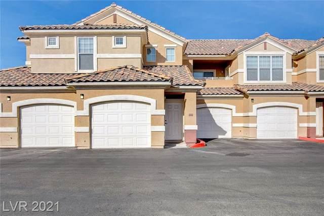 5855 Valley Drive #2178, North Las Vegas, NV 89031 (MLS #2262329) :: The Lindstrom Group