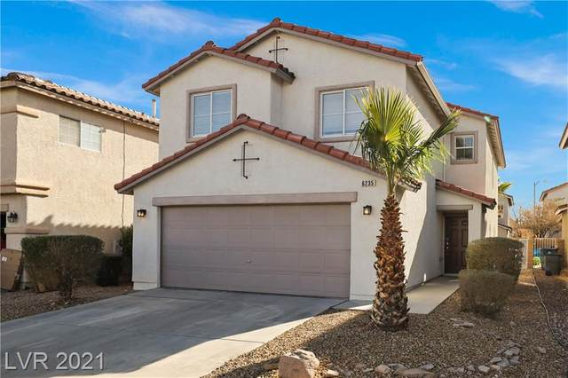6235 Lone Cypress Court, Las Vegas, NV 89141 (MLS #2262330) :: Kypreos Team