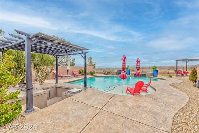 2601 Rue Toulouse Avenue, Henderson, NV 89044 (MLS #2262337) :: Billy OKeefe | Berkshire Hathaway HomeServices
