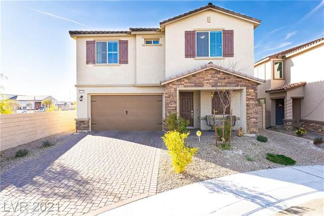 5601 Lowell Cliff Street, North Las Vegas, NV 89081 (MLS #2262339) :: Kypreos Team