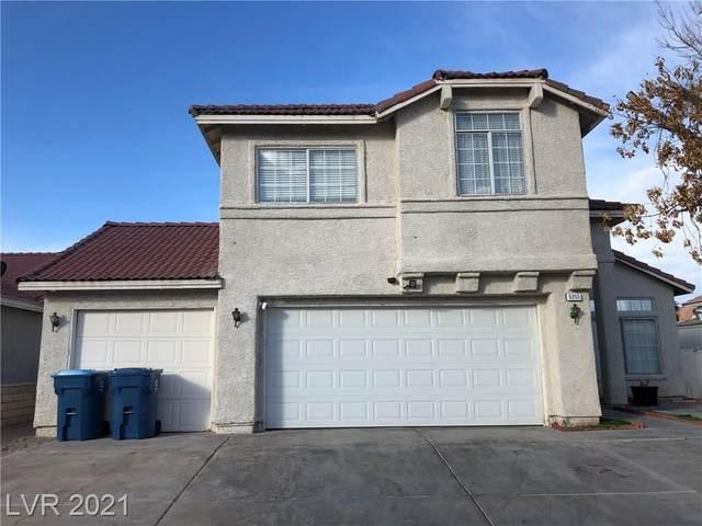 5255 Autumn Sky Road, Las Vegas, NV 89118 (MLS #2262342) :: ERA Brokers Consolidated / Sherman Group