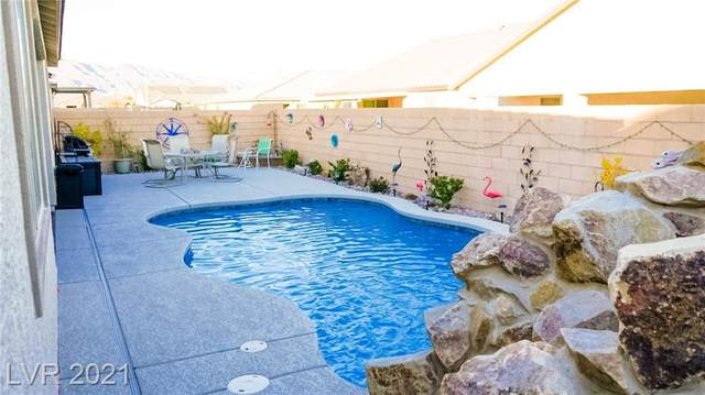 5424 Kamilla Raen Street, North Las Vegas, NV 89031 (MLS #2262343) :: The Lindstrom Group