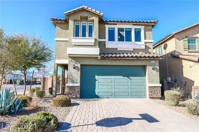 9273 Chieftain Street, Las Vegas, NV 89178 (MLS #2262362) :: Hebert Group | Realty One Group