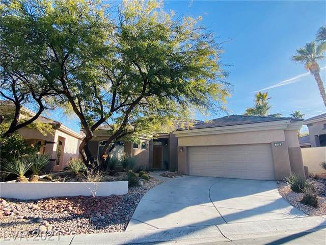 528 Summer Mesa Drive, Las Vegas, NV 89144 (MLS #2262375) :: The Lindstrom Group