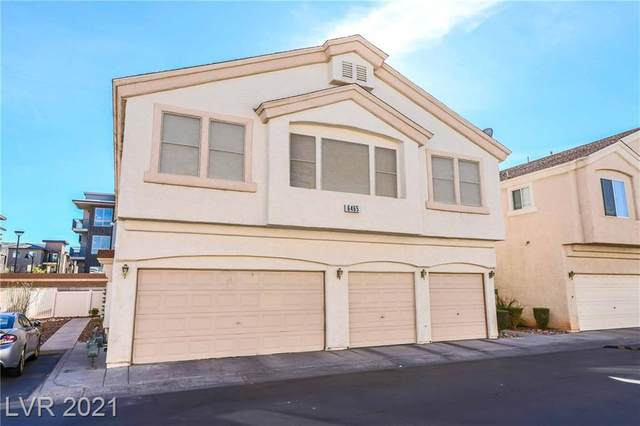 6465 Stone Dry Avenue #103, Henderson, NV 89011 (MLS #2262378) :: Hebert Group | Realty One Group