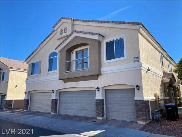 6660 Lavender Lilly Lane #1, North Las Vegas, NV 89084 (MLS #2262383) :: The Lindstrom Group