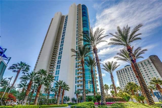 322 Karen Avenue #1205, Las Vegas, NV 89109 (MLS #2262386) :: Kypreos Team