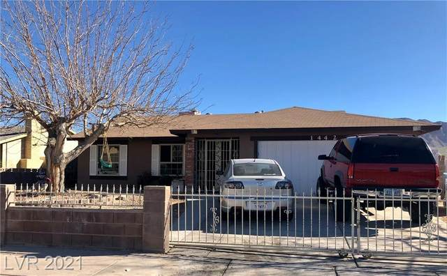 1442 Linn Lane, Las Vegas, NV 89110 (MLS #2262387) :: Kypreos Team