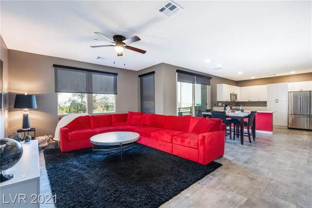 11231 Hidden Peak Avenue #201, Las Vegas, NV 89135 (MLS #2262390) :: Hebert Group   Realty One Group
