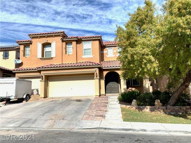 3018 San Niccolo Court, North Las Vegas, NV 89031 (MLS #2262391) :: Hebert Group | Realty One Group
