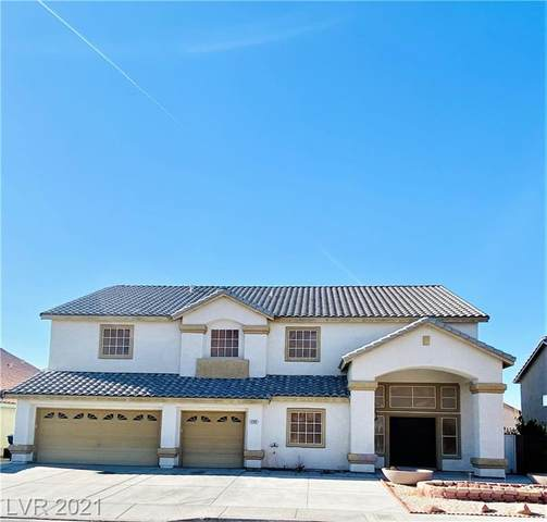 1285 Honey Lake Street, Las Vegas, NV 89110 (MLS #2262406) :: Kypreos Team