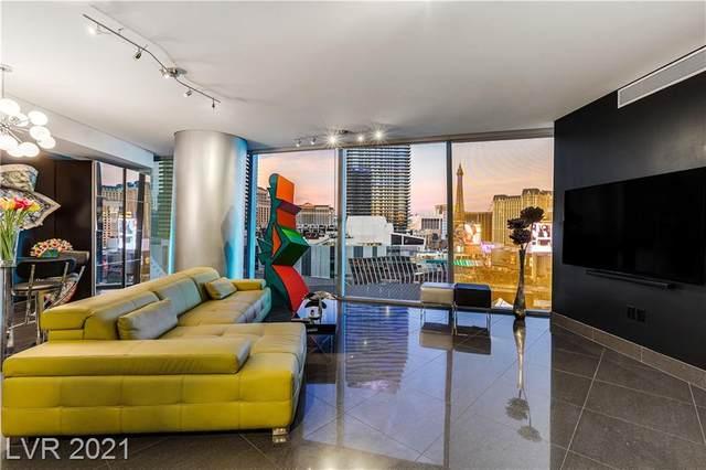 3722 Las Vegas Boulevard #907, Las Vegas, NV 89158 (MLS #2262411) :: Signature Real Estate Group