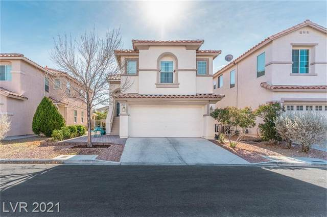 7629 Emerald Ridge Court, Las Vegas, NV 89129 (MLS #2262414) :: The Shear Team