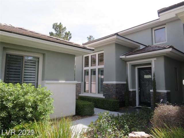 10 Holly Tree Court, Henderson, NV 89052 (MLS #2262417) :: The Perna Group