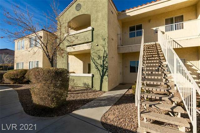 7413 Russell Road #253, Las Vegas, NV 89113 (MLS #2262424) :: ERA Brokers Consolidated / Sherman Group