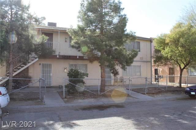 4721 Cessna Avenue, Las Vegas, NV 89115 (MLS #2262434) :: Vestuto Realty Group
