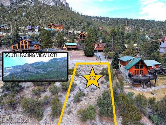 287 Crestview Drive, Mount Charleston, NV 89124 (MLS #2262436) :: Signature Real Estate Group