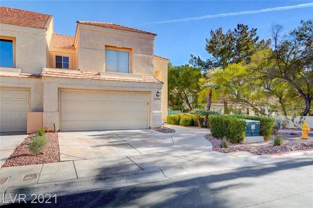 2600 Seashore Drive, Las Vegas, NV 89128 (MLS #2262437) :: The Shear Team