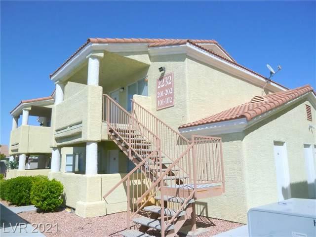 2232 Benmore Street, Las Vegas, NV 89108 (MLS #2262441) :: Vestuto Realty Group