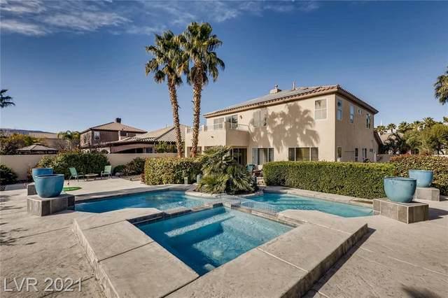 9569 Los Cotos Court, Las Vegas, NV 89147 (MLS #2262443) :: Signature Real Estate Group