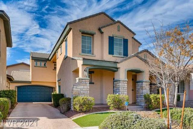 2175 Spurs Court, Las Vegas, NV 89135 (MLS #2262444) :: Hebert Group | Realty One Group