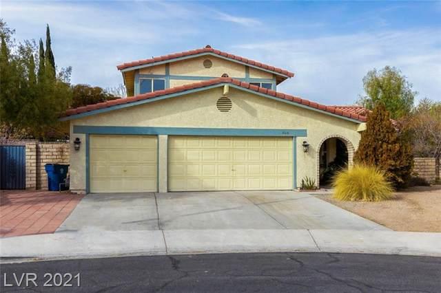 8616 Abanico Court, Las Vegas, NV 89117 (MLS #2262457) :: Signature Real Estate Group