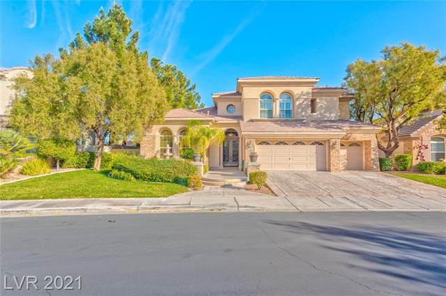 2826 Barrow Downs Street, Las Vegas, NV 89135 (MLS #2262465) :: Hebert Group | Realty One Group