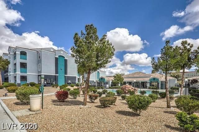 6955 Durango Drive #3030, Las Vegas, NV 89149 (MLS #2262473) :: Vestuto Realty Group