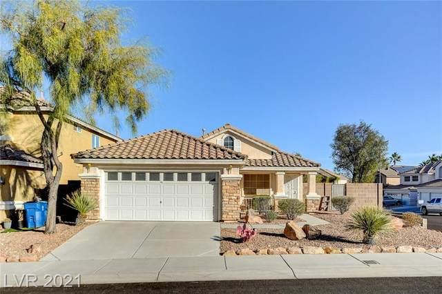 3324 Regal Ridge Street, Las Vegas, NV 89129 (MLS #2262480) :: Signature Real Estate Group