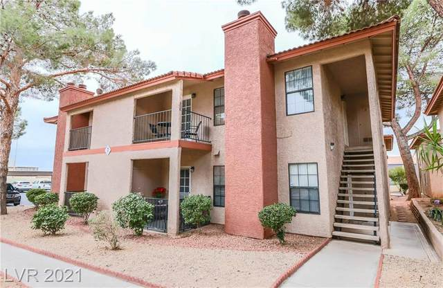 5576 Rochelle Avenue 7D, Las Vegas, NV 89103 (MLS #2262483) :: ERA Brokers Consolidated / Sherman Group
