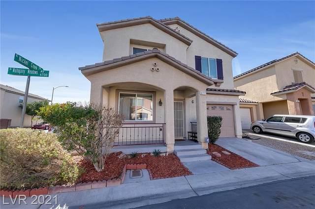 6777 Mahogany Meadows Avenue, Las Vegas, NV 89122 (MLS #2262497) :: The Lindstrom Group