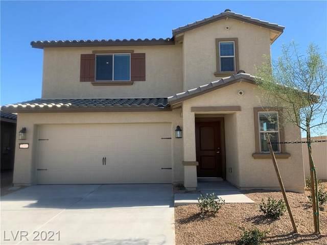 4921 Eagle Way, North Las Vegas, NV 89031 (MLS #2262520) :: Hebert Group | Realty One Group