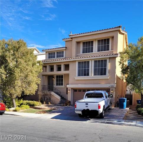 10732 Shasta Glow Court, Henderson, NV 89052 (MLS #2262533) :: Hebert Group | Realty One Group