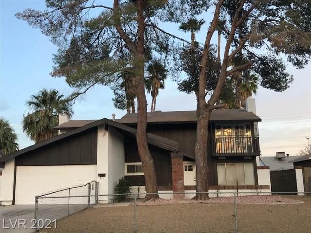 3000 Carnelian Street, Las Vegas, NV 89121 (MLS #2262542) :: Hebert Group | Realty One Group