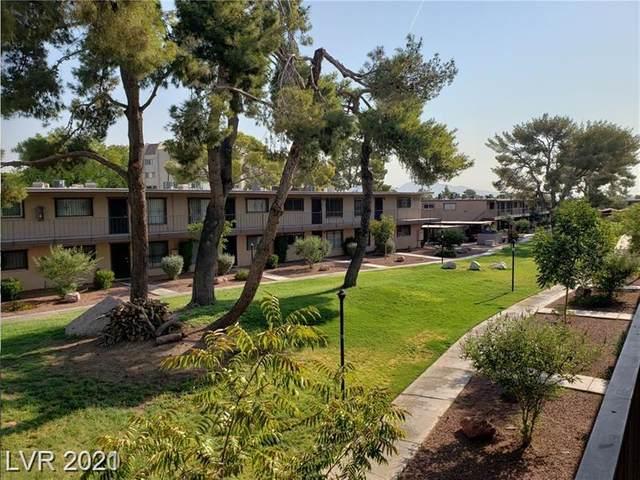 575 Royal Crest Circle #12, Las Vegas, NV 89169 (MLS #2262564) :: Billy OKeefe | Berkshire Hathaway HomeServices