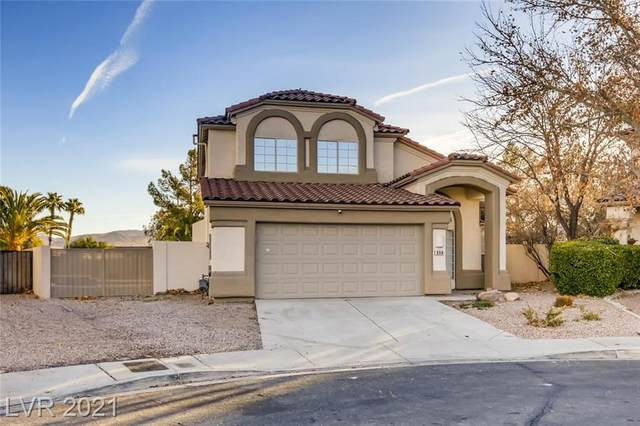 998 Broken Reed Court, Henderson, NV 89015 (MLS #2262570) :: Signature Real Estate Group