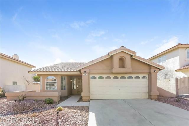8301 Cretan Blue Lane, Las Vegas, NV 89128 (MLS #2262577) :: The Shear Team