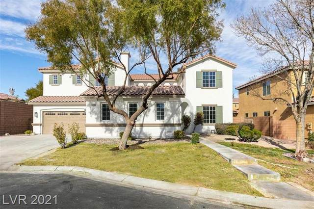 10150 Clifton Forge Avenue, Las Vegas, NV 89148 (MLS #2262583) :: Billy OKeefe | Berkshire Hathaway HomeServices