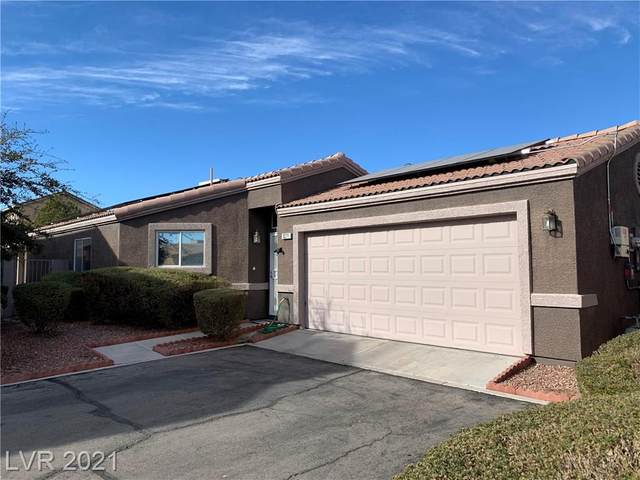 5271 Mineral Lake Drive, Las Vegas, NV 89122 (MLS #2262599) :: Vestuto Realty Group