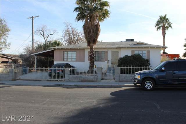 1900 Ogden Avenue, Las Vegas, NV 89101 (MLS #2262608) :: Signature Real Estate Group