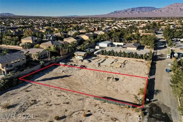 0 Calverts, Las Vegas, NV 89130 (MLS #2262609) :: Billy OKeefe | Berkshire Hathaway HomeServices
