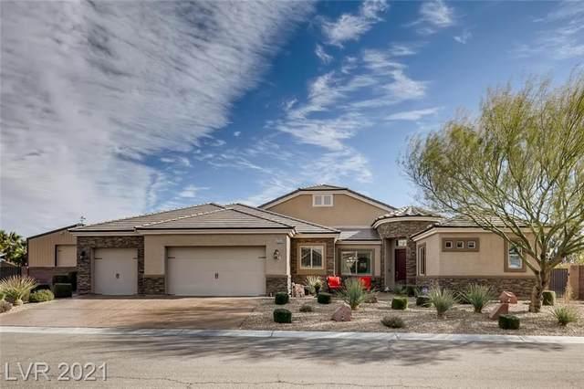 8360 Helena Avenue, Las Vegas, NV 89129 (MLS #2262610) :: The Lindstrom Group