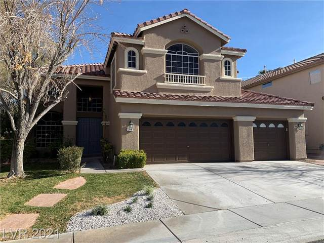 1716 Pink Cliff Court, Las Vegas, NV 89128 (MLS #2262620) :: The Shear Team