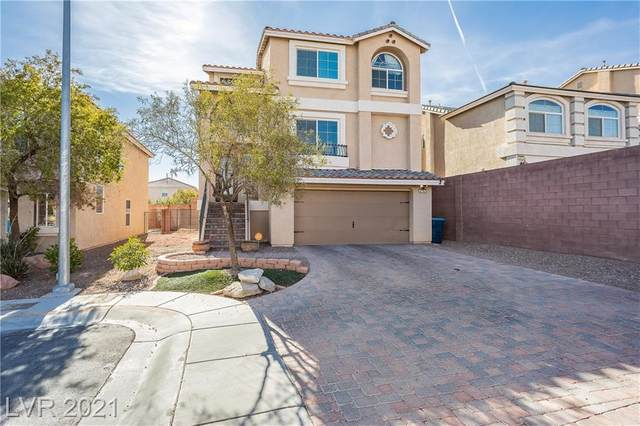 6795 Bravura Court, Las Vegas, NV 89139 (MLS #2262624) :: Signature Real Estate Group