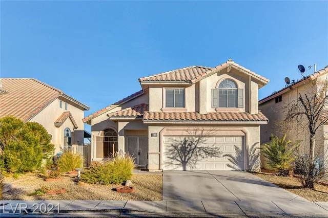 4418 Sweet Stone Place, Las Vegas, NV 89147 (MLS #2262626) :: The Lindstrom Group