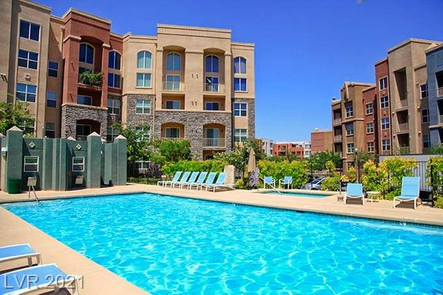 44 E Serene Avenue #119, Las Vegas, NV 89123 (MLS #2262628) :: Vestuto Realty Group