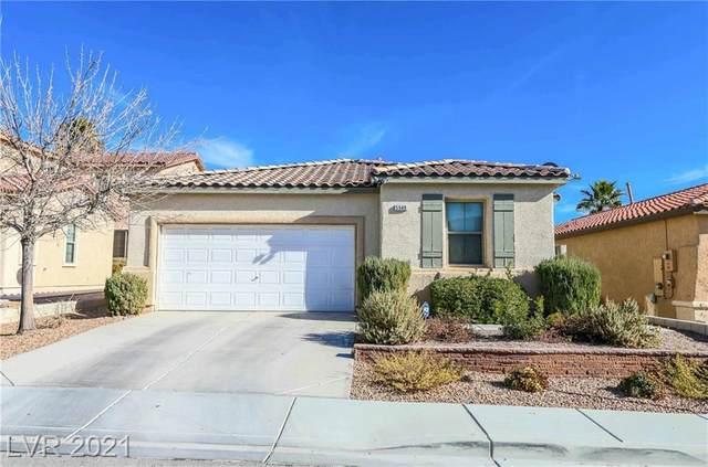 5540 Spearfish Lake Court, Las Vegas, NV 89148 (MLS #2262629) :: Signature Real Estate Group