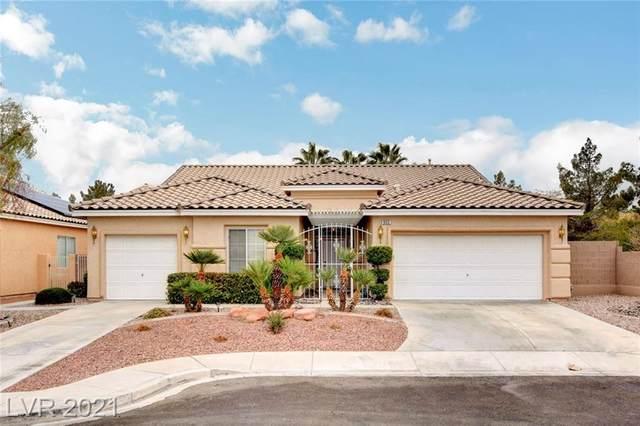 955 Marbelwood Avenue, Las Vegas, NV 89123 (MLS #2262630) :: ERA Brokers Consolidated / Sherman Group